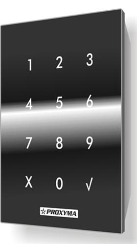 Изображение ТК-510 сенсорная клавиатура  Клавиатура ТК-510B