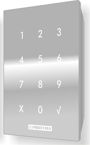Изображение ТК-510 сенсорная клавиатура  Клавиатура ТК-510W