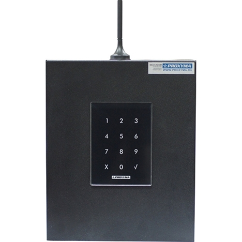 Изображение S632-2GSM-KBK24 Исполнение со встроенной клавиатурой