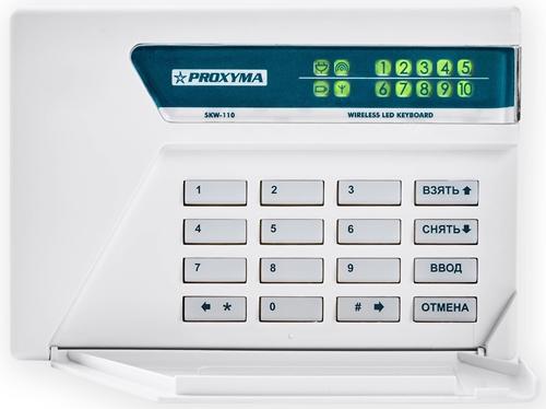 Изображение  SKW-110 Беспроводная клавиатура