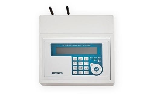 Изображение Устройство оконечное пультовое УОП-6-GSM / 2GSM Устройство оконечное пультовое УОП-6-GSM