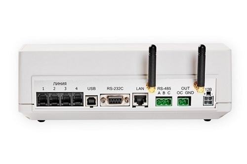 Изображение Устройство оконечное пультовое УОП-6-GSM / 2GSM