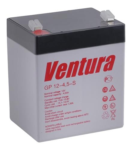 Изображение Аккумулятор 12V - 4.5Ач. GP Ventura