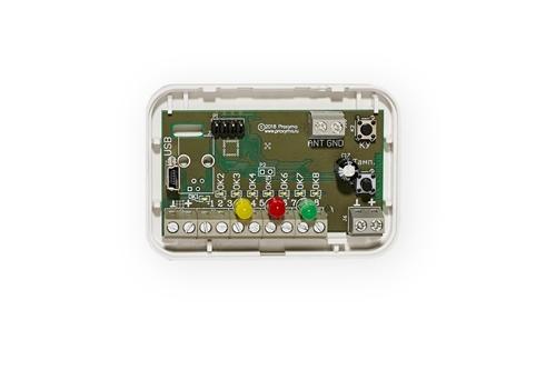 Изображение WOC-328 - автономный радиоприёмник для систем БРИЗ и Ладога-РК.